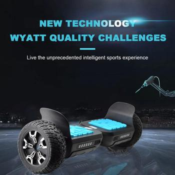 QILIVE Self Balancing Scooter Electric Skateboard Smart Hoverboard Standing Scooter Two Wheel Drift 25km/H Walk Car Hover Board цена 2017