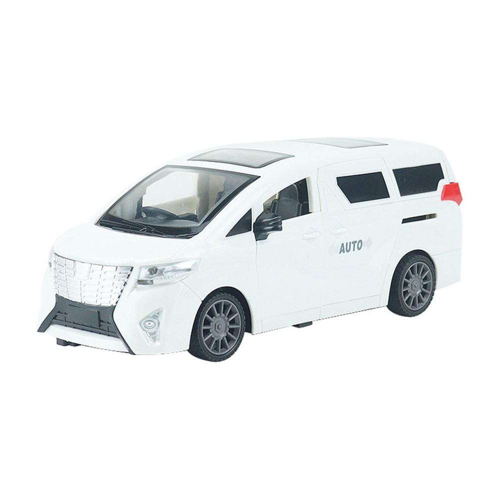2019 NEW 1:20 5CH Infrared Remote Control Electric One Key Open Door Simulation Business Vehicle Mini RC Car Radio Control Mode