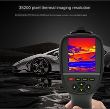 Infrared Thermal Imager Infrared Thermal Imager Night Vision Thermal Floor Heating Detection Imager ST Hot Brand Kit Tool