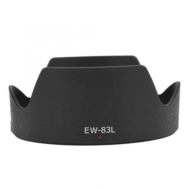 Nowy EW-83L mocowanie kamery osłona obiektywu do Canon EF 24-70mm f/4l L jest USM obiektyw