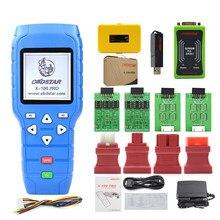 Programmatore chiave automatico OBDSTAR X100 X-100 PRO (C + D + E) con adattatore EEPROM strumento Software OBD correzione contachilometri IMMO