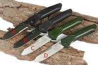 Novo bm 940 faca de bolso de alumínio aviação faca acampamento ao ar livre utilitário aberto sobrevivência edc tático dobrar facas ferramentas manuais Facas     -