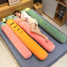 Plush-Toy Cushion Pillow Pregency Long for Cute Soft Office Lunch-Break Nap Stuffed Gift