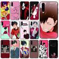 Чехол для телефона Kuroo Tetsurou Haikyuu, чехлы для Huawei Mate10/30/30Pro Enjoy5/8Plus/9E Y6P/8S/9
