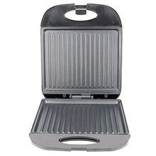 1400 Вт домашний офис сэндвич-машина тостер с антипригарным покрытием Электрический гриль сэндвич-машина 50-60 Гц UK Plug