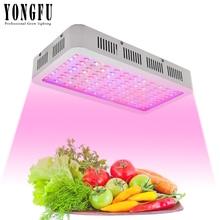 LED grow lamp Full Spectrum 1000W 1200W AC85-265V Grow Light  for Indoor flowers seeding Greenhouse plants
