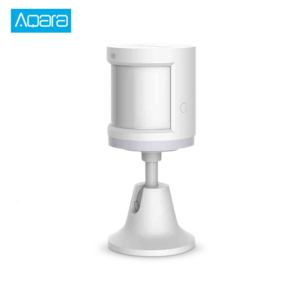 Aqara Smart Body Sensor Motion Sensor Smart Home Movement Body Sensors Zigbee Connection Security Device