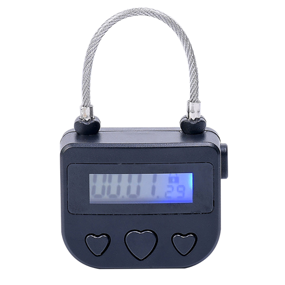 Time Lock Handcuffs Mouth Gag Electronic Timer Bdsm Bondage Restraints Chastity Lock Adult Game Sex Toys For Couples Sex Shop