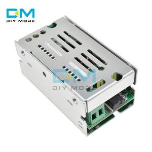 Image 2 - 200W 15A 8 60V 가변 DC DC 스텝 다운 벅 컨버터 모듈 12V 24V 48V ~ 5V 전압 레귤레이터 전원 변압기