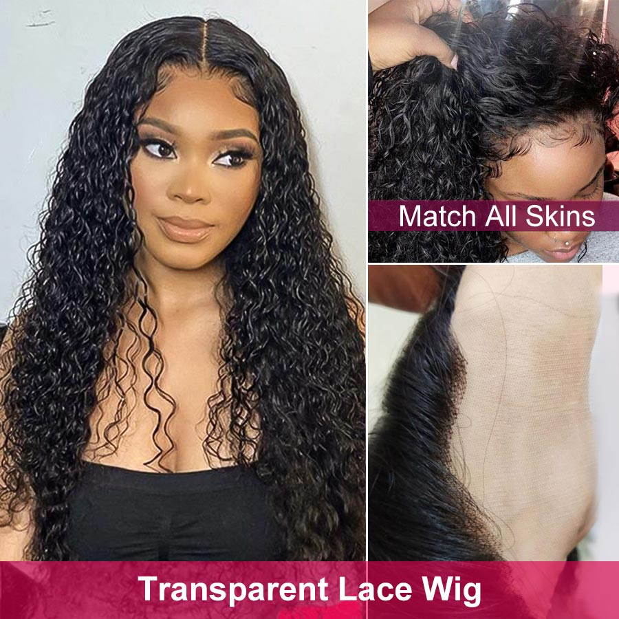 13x4 HD Lace Wig