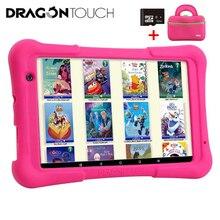 Dragon Touch Y80 детский планшет 8 дюймов Android планшет 16 Гб Kidoz предустановленный Дисней содержание планшеты ПК для детей