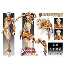 Tronzo Originale Medicos Super Action Statua di JOJO Bizarre Adventure D'oro Vento Giorno Oro Esperienza Mobile Action Figure Giocattoli