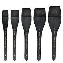 1 шт 22569 высокое качество белка смесь волос деревянной ручкой