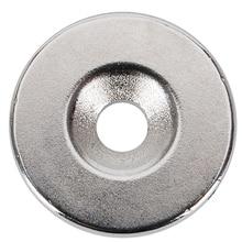 5 шт. N52 неодимовое магнитное кольцо 20x3 мм с 4 мм отверстием маленькие круглые супер мощные сильные магнитные магниты для рукоделия Галлий металл