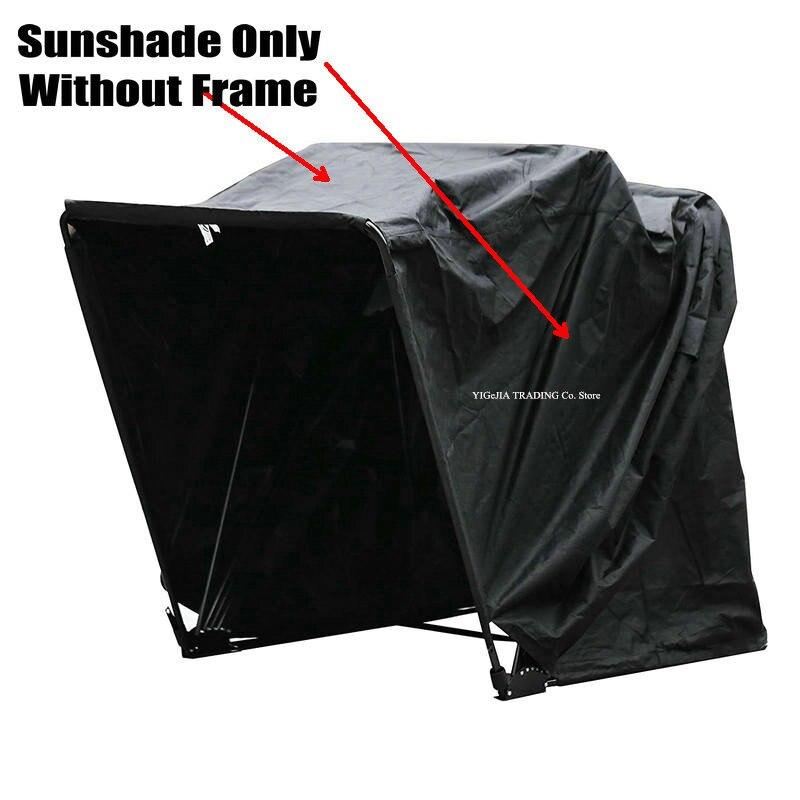 tamanho medio sombra sol de abrigo motocicleta 01
