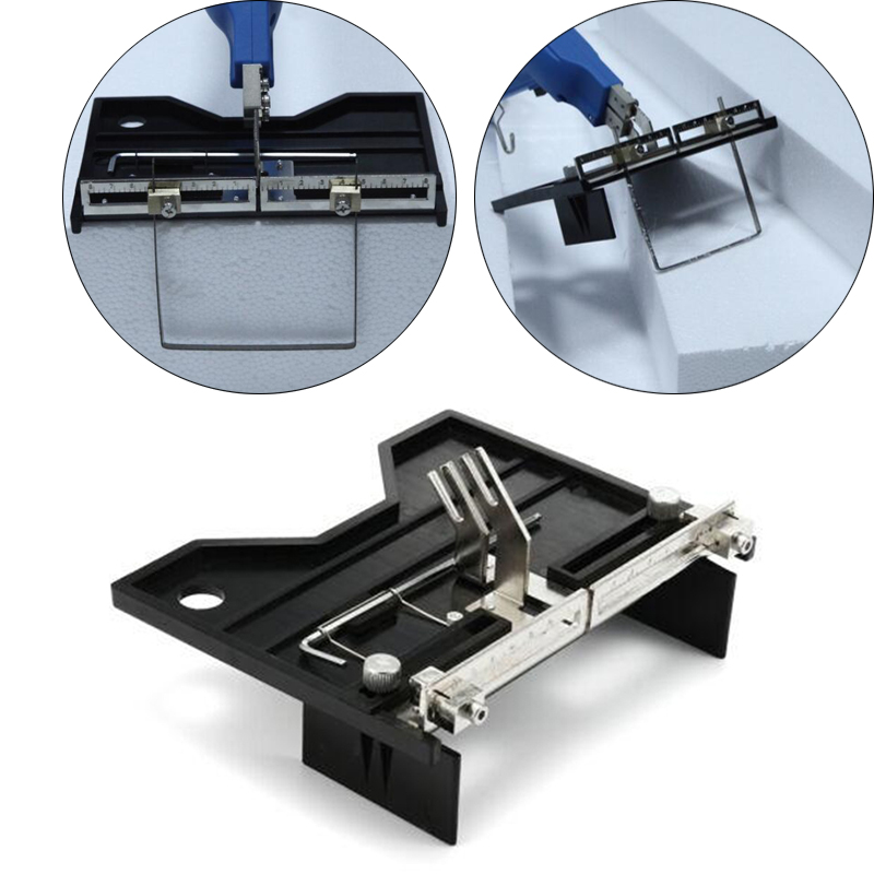 de espuma fio calor grooving ferramenta de