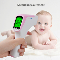 Forehead Ear Baby Thermometer Non Contact Digital Infrared Termometro Child Adult Muti Fuction Body Fever Measure Device