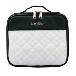 Image 2 - PU Leather Multifunctional Cosmetic Bag Large Capacity Make Up Case New Travel Makeup Bag