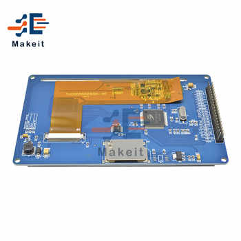 "5.0 Inch 5.0"" TFT LCD Display Module 800x480 Touch Panel Screen PCB Board Module Driver IC SSD1963 SD Card for AVR STM32"