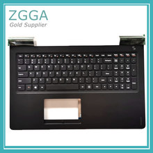 New Laptop C Cover For Lenovo Ideapad 700-15ISK E520-15 Palmrest Upper Case With US Keyboard Black 5CB0K85929(China)