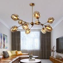 Modern LED Chandelier Lighting for Living Room Decoration,Dining Room Chandeliers Hanging Lamps Home Decor Indoor Lights Fixture