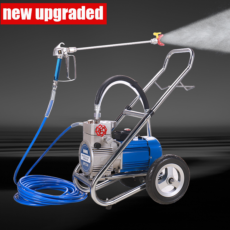 High Pressure Airless Paint Sprayer Electric Painting Equipment Decoration 330 Spray Machine Painting Tool Wall Coating Device