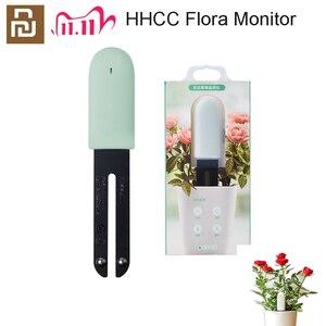 Image 1 - YouPin HHCC 플라워 모니터 식물 잔디 토양 워터 라이트 스마트 테스터 플로라 케어 감지 센서 가든 글로벌 버전 XiaoMi