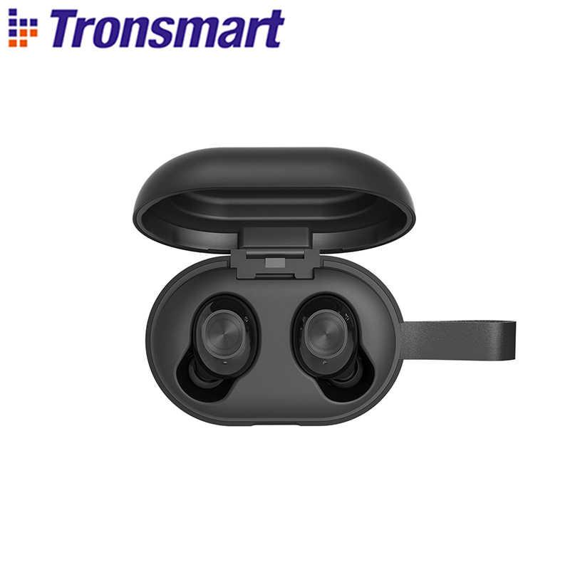 [Barco de España] auriculares inalámbricos Tronsmart Spunky Beat TWS Bluetooth APTX con Control táctil QualcommChip