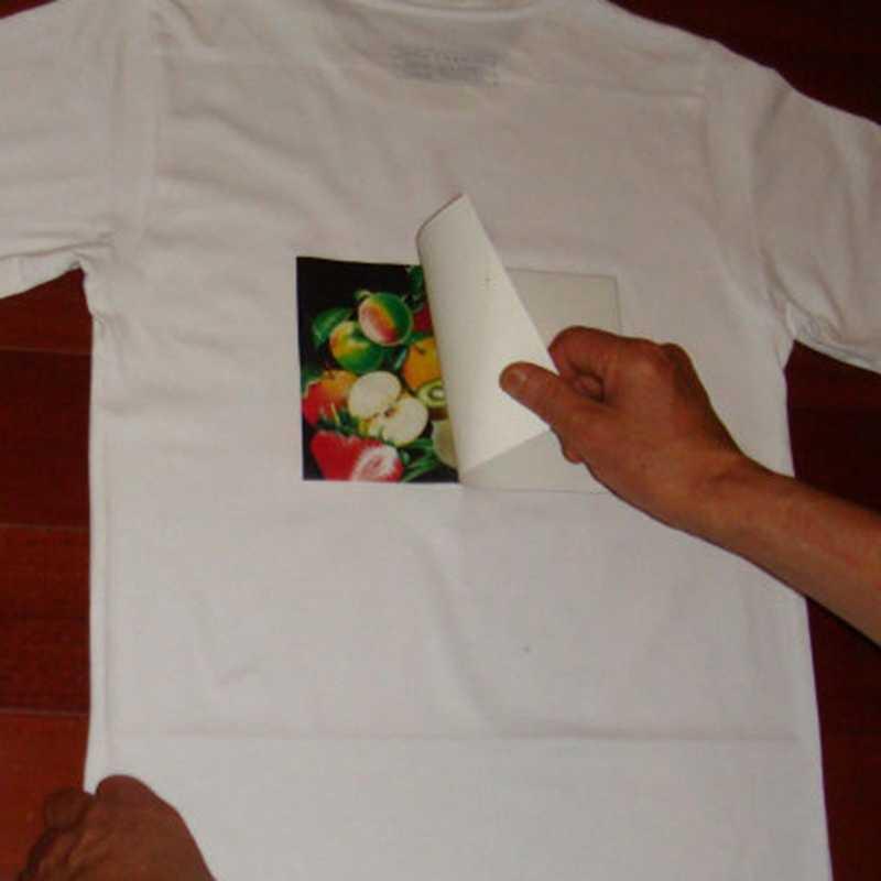 100 枚インクジェットプリンタ A4 染料昇華熱転写紙 Tシャツ