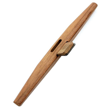Деревянная мини-строгальная столярная модель, изготовляющая 26 см светлую деревянную доску, заточенный строгальный ручной инструмент