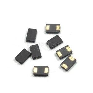 Image 3 - 10pcs 8MHZ 10MHZ 11.0592MHZ 12MHZ 13.56MHZ 16.000MHZ 20MHZ 24MHZ 8.000MHZ 16MHz 2Pin 5032 smd quartz resonator Crystal new