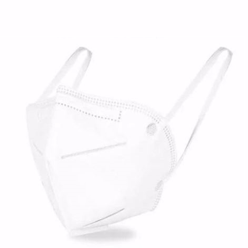 Mask N95 Dust-Proof Anti-Fog FFP3 Mask Filter 99% Bacteria Dust Mask Anti Pm2.5 Disposable Foldable Head-Mounted Nnti-Flu Mask
