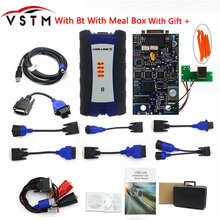 Truck Styling USB Link-2 Diesel Truck Diagnostic Tool With Full Set NEXi-Q2 USB Link With Software Heavy duty truck scanner cheap VSTM USB LINK2 Truck diagnstic tool newest 16cm 12cm plastic Other 1 4kg 10cm high and best one year for trucks fast and safe