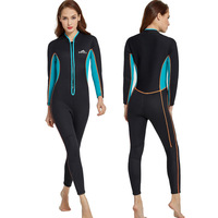 Sbart Neoprene Wetsuit 3MM Wet Suit Women Couple Spearfishing Windsurf Surf Snorkeling Diving Suits Long Sleeve Thermal Swimsuit