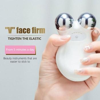 Face Massager For Facial Massager Face Lifting microcurrent face lift machine Roller Massager Facial Device Massage Face Lift