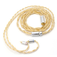 Linsoul LOOPS Pure Silver and Ultra Purity OCC Single Crystal Copper Gold Plated wire