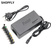 96W 범용 노트북 PC Netbook 전원 공급 장치 충전기 DC 12v/15V/16V/18V/19V/20V/24V 노트북 충전기 어댑터에 110-220V AC