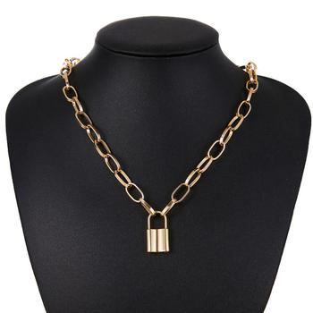 LOCK CHAIN NECKLACE 3