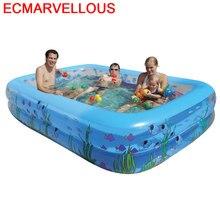 Baignoire Gonflable Opblaasbaar pour adultes, bain à remous pour la piscine