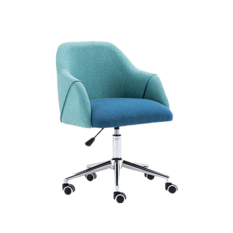 Nordic Cloth Computer Chair Fashion Simple Home Study Chair Office Lift Swivel Chair Computer Chair Back Chair