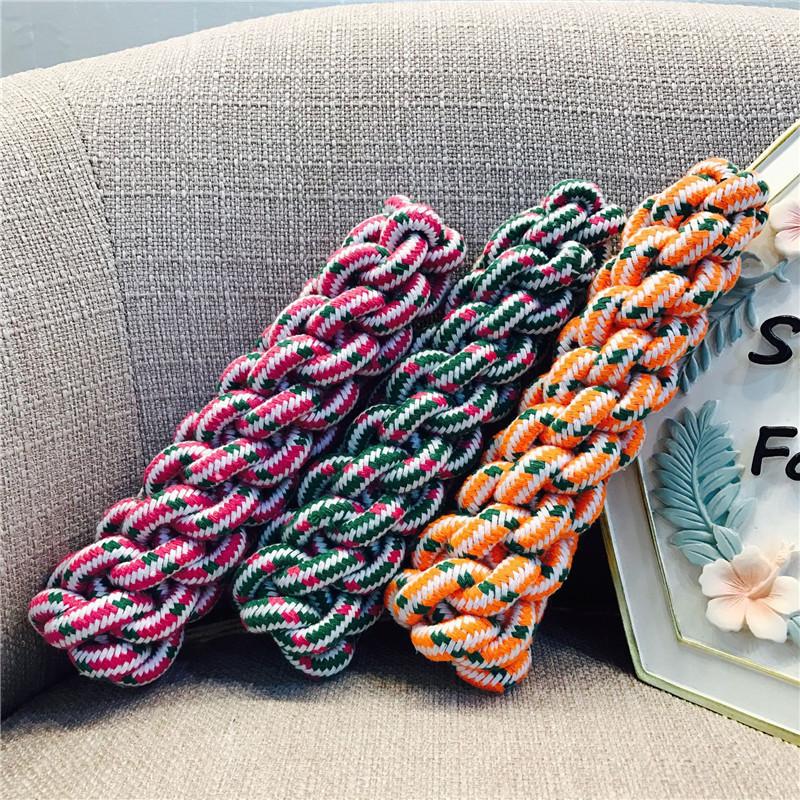 Juguete de cuerda para masticar 4