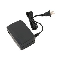 Portable Universal Outdoor Travel AC Adapter Power Supply Converter Charger For Nintendo 64 US/EU Plug Type Black AC/DC Adapters     -