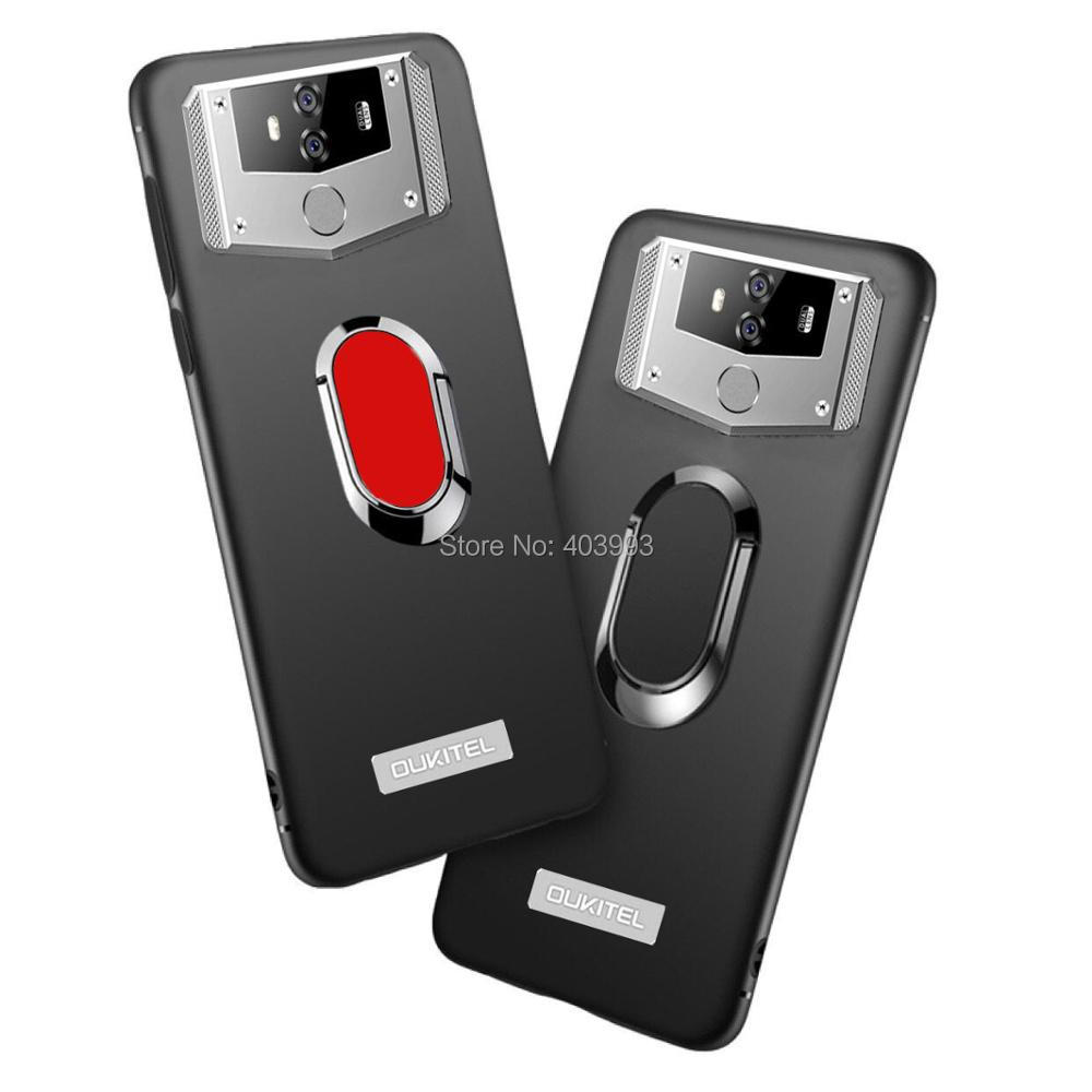 For <font><b>OUKITEL</b></font> <font><b>K12</b></font> Soft Case For <font><b>OUKITEL</b></font> <font><b>K12</b></font> Case Cover Magnetic Car Holder Phone Case For <font><b>OUKITEL</b></font> <font><b>K12</b></font> Cover image