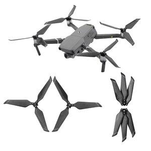 Image 1 - Hélice de fibra de carbono 8743F para Dron DJI Mavic 2 Pro Zoom, accesorios de cuchilla plegable, accesorios de repuesto, 4 Uds.
