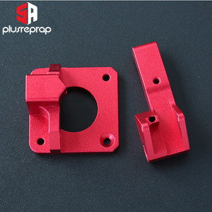 Image 3 - CR10 PRO 업그레이드 된 듀얼 기어 압출기 더블 풀리 Ender 3/5 CR10S PRO 3D 프린터 부품 용 직접 알루미늄 압출기