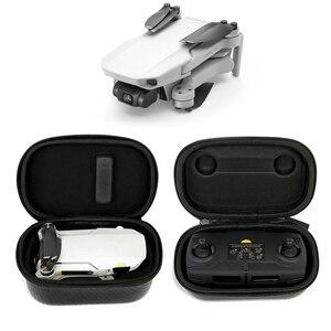 Image 1 - Lagerung Tasche Tasche für DJI Mavic Mini Drone Fernbedienung Wasserdichte Protector Kompakte Tragbare Hardshell Box Handtasche