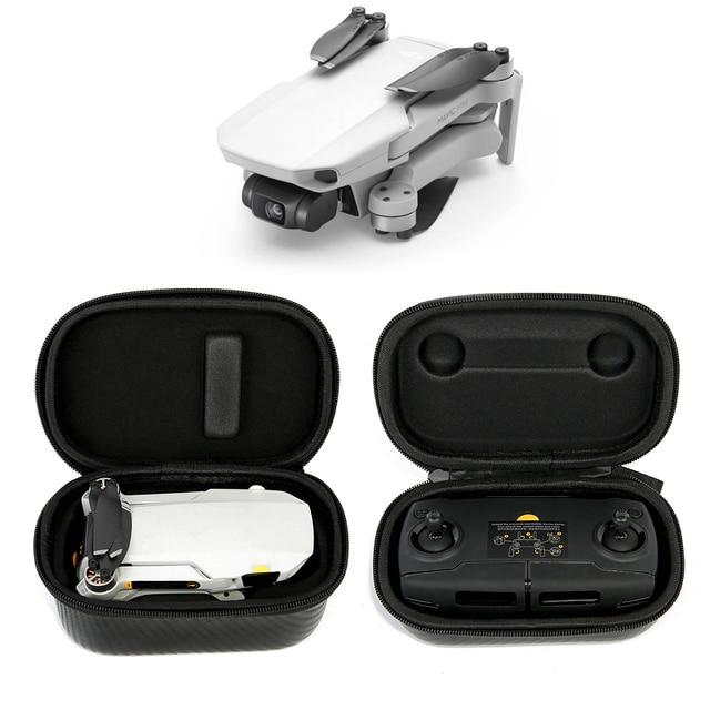 Lagerung Tasche Tasche für DJI Mavic Mini Drone Fernbedienung Wasserdichte Protector Kompakte Tragbare Hardshell Box Handtasche