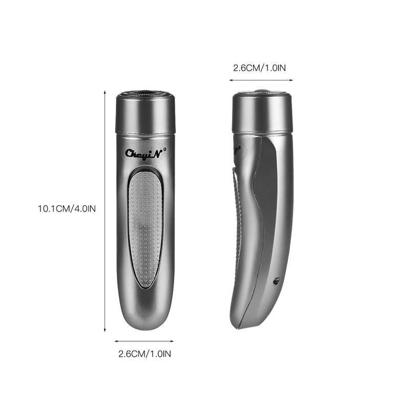 Mini Elektrische Rasierer Schnell Ladung Bart Trimmer Männer Billig USB Aufladbare 3D Schwimm Rasieren Rasiermesser Für Reise Gesicht Pflege 31