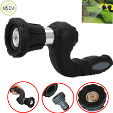 Lawn Garden Super Hose Variable Spray Patterns Car Washing Gun Blaster Fireman Nozzle Water Guns