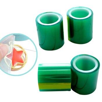 5M cinta sin costura para marco de Metal Expoxy abalorio para colgante DIY Bezel ajuste herramienta UV resina artesanía DNJ998
